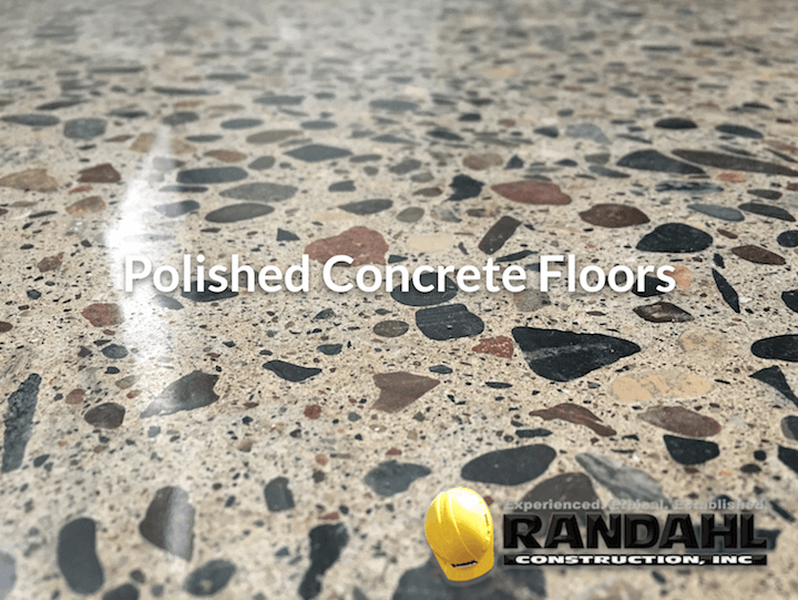 MN polished concrete floors