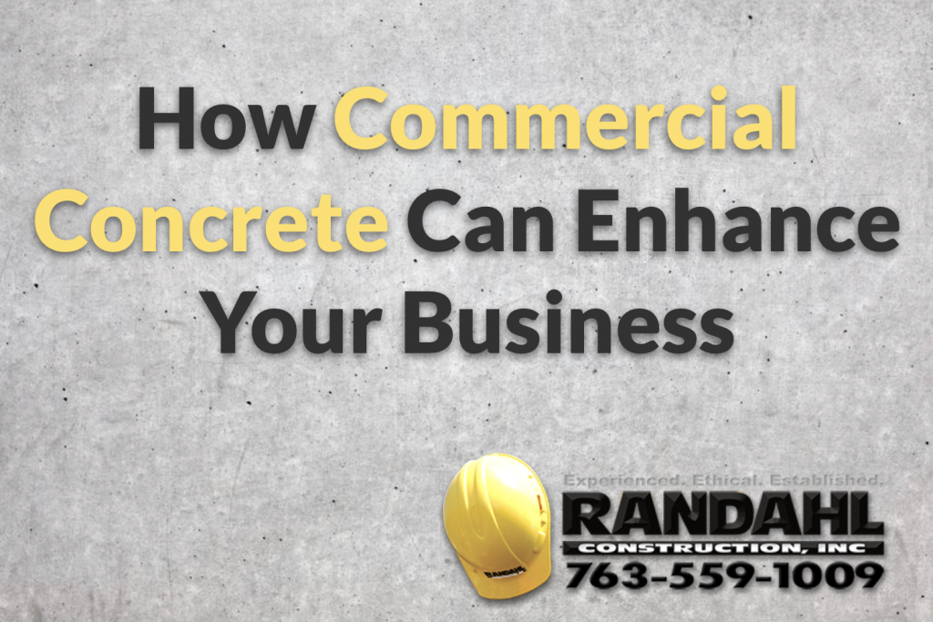 Commercial Concrete Minnesota