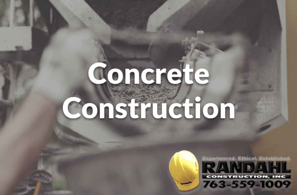 concrete construction mn