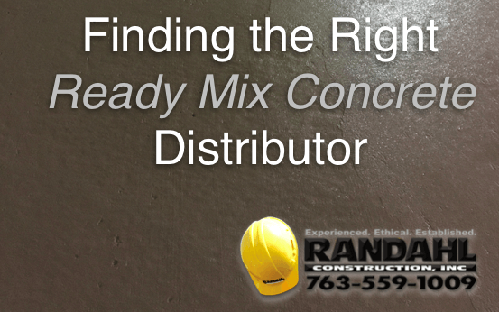 minnesota concrete ready mixed