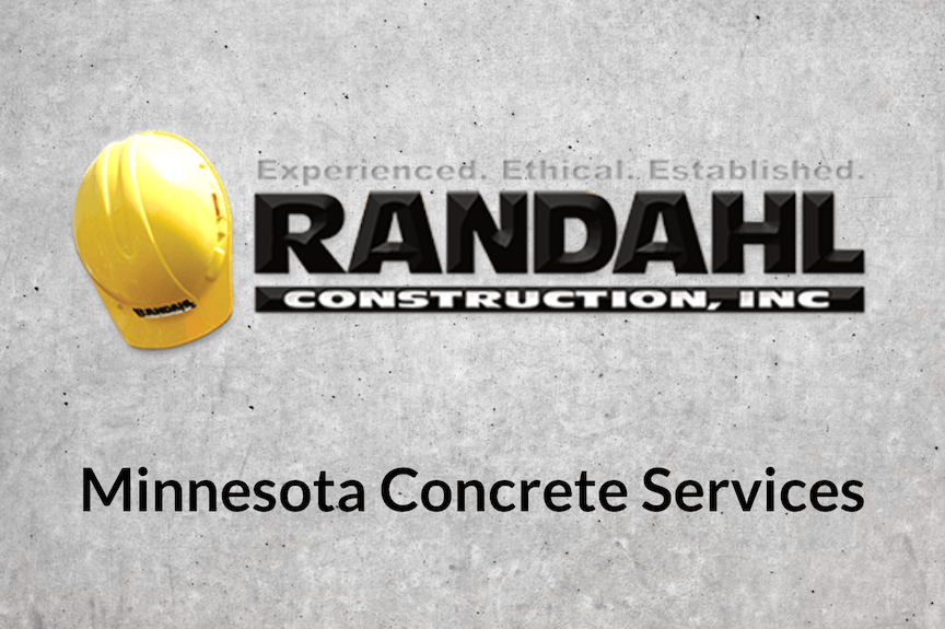 Minnesota Concrete Services - Concrete Contractor