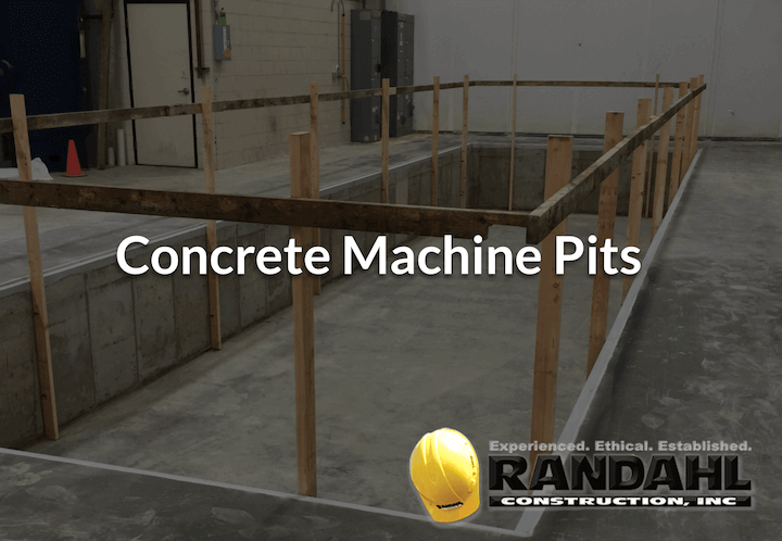 mn concrete machine foundations