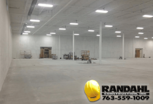 new building construction mn