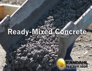 ready mixed concrete in MN