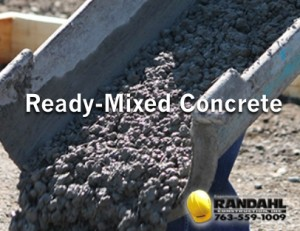 Ready-Mixed Concrete Information
